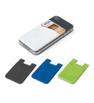 Porta Cartão de Pvc Para Smartphone