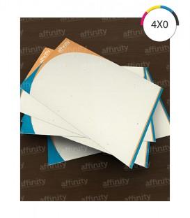 Papel Timbrado | Reciclato 90g | 50 un. | 21x29,7 cm